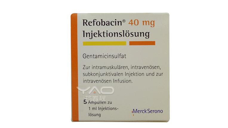Refobacin