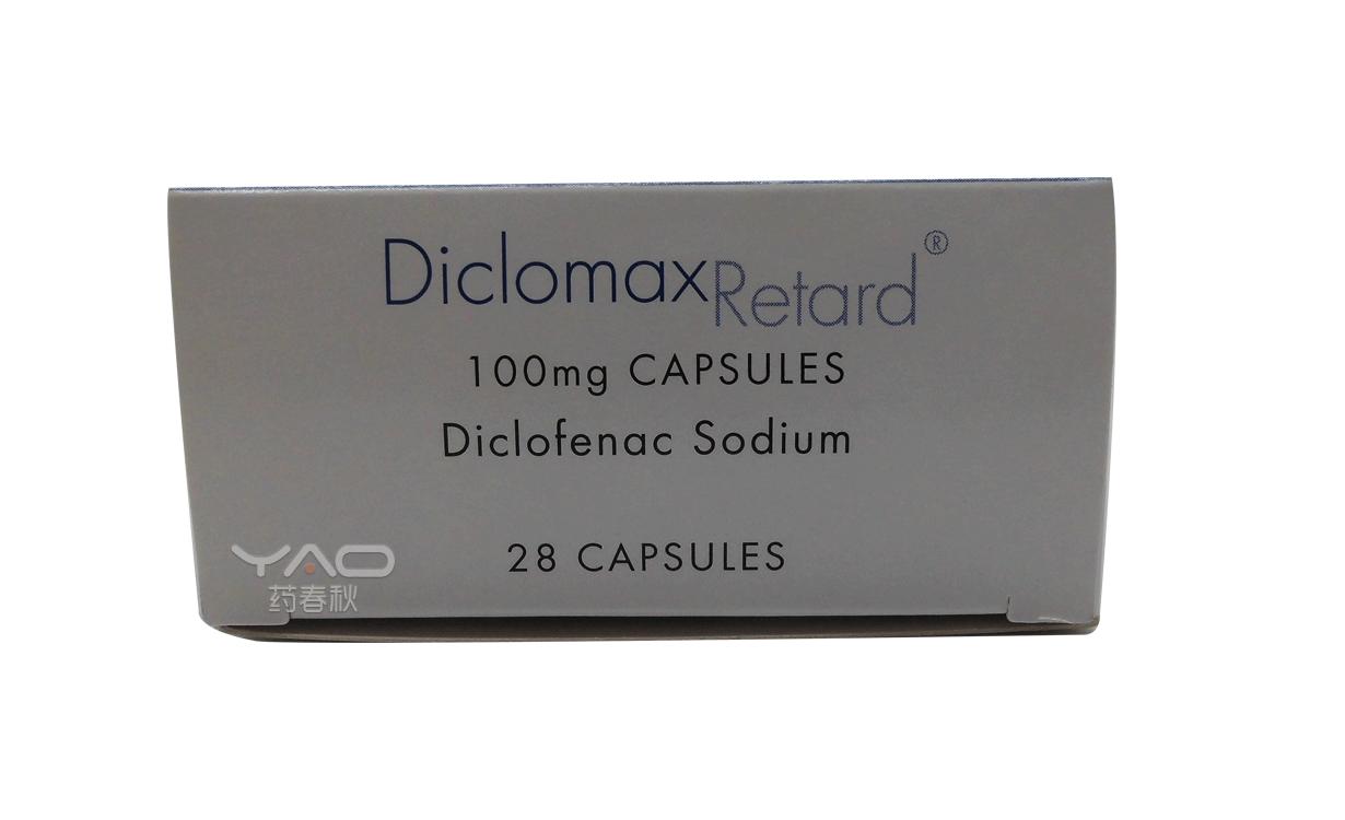 Diclomax Retard